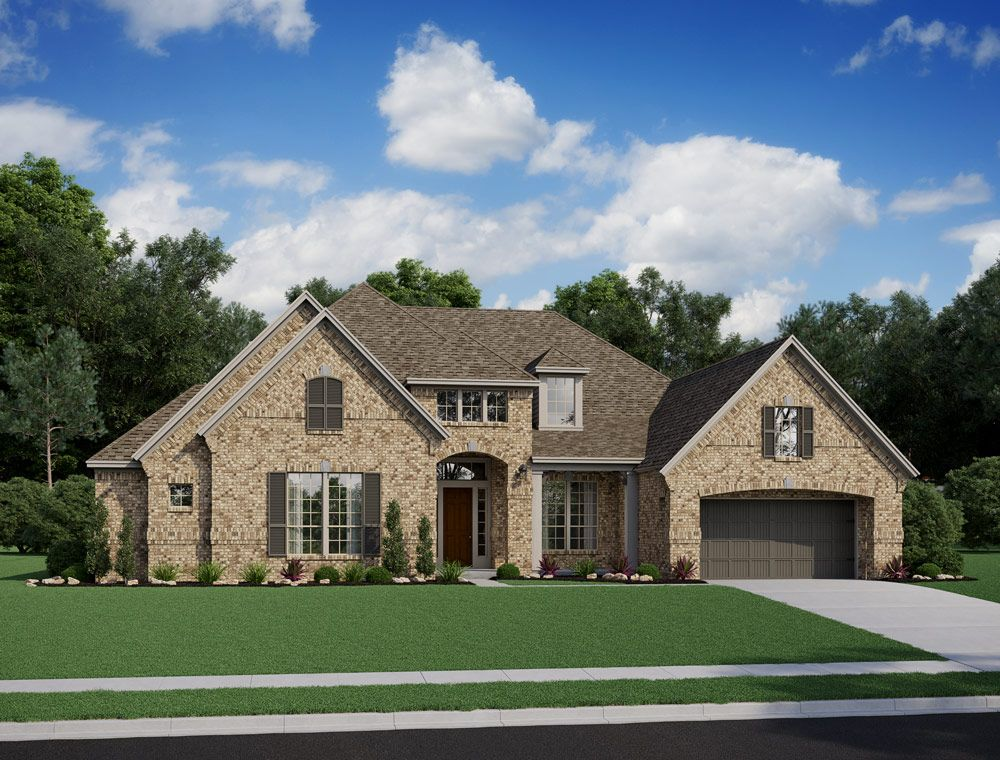 Single Family for Active at Siena 2511 Ashby Forest Drive Missouri City, Texas 77459 United States