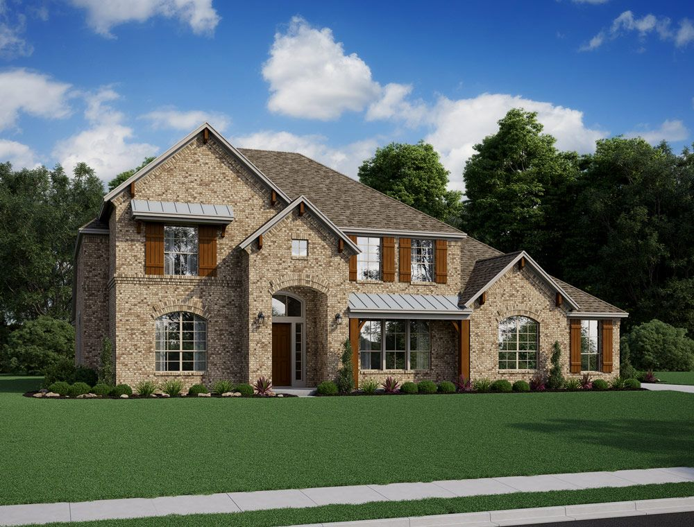 Single Family for Active at Fulshear Run 1/2 Acre - Riesling 29703 Hay Field Lane Richmond, Texas 77406 United States