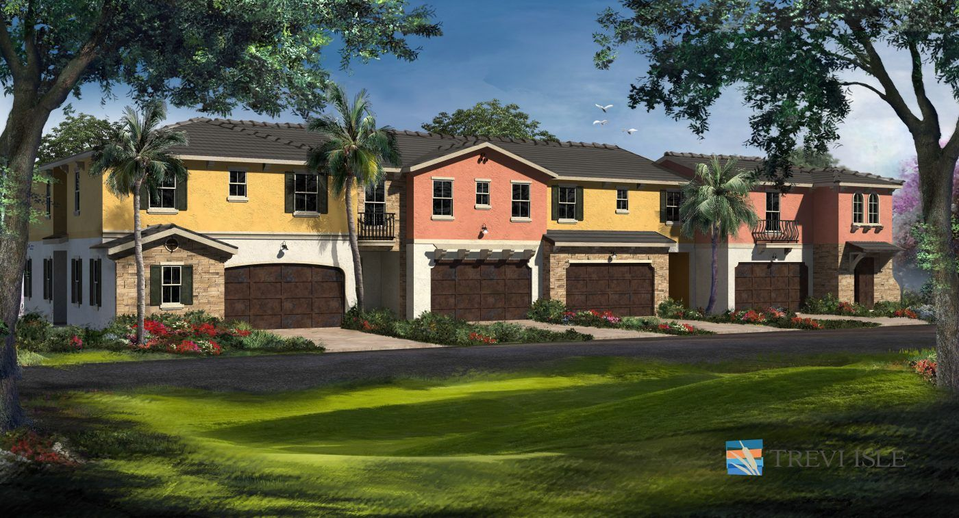 Multifamiliar por un Venta en Trevi Isle By Kennedy Homes - Sophia 5801 Hood Road Palm Beach Gardens, Florida 33418 United States