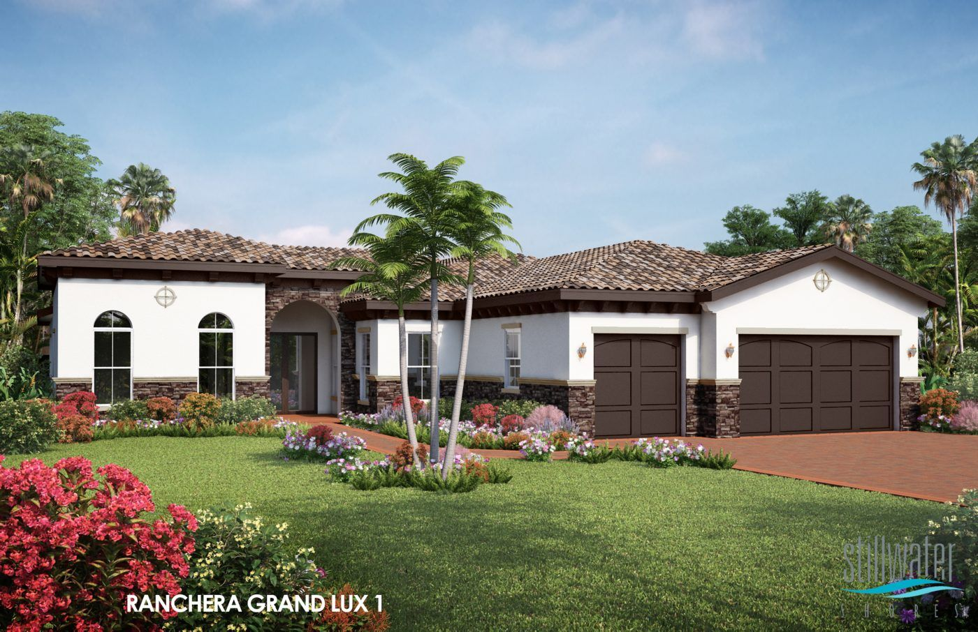 Single Family for Active at Stillwater Shores By Kennedy Homes - Ranchera Grand Lux 5470 Sw 70th Avenue Davie, Florida 33314 United States