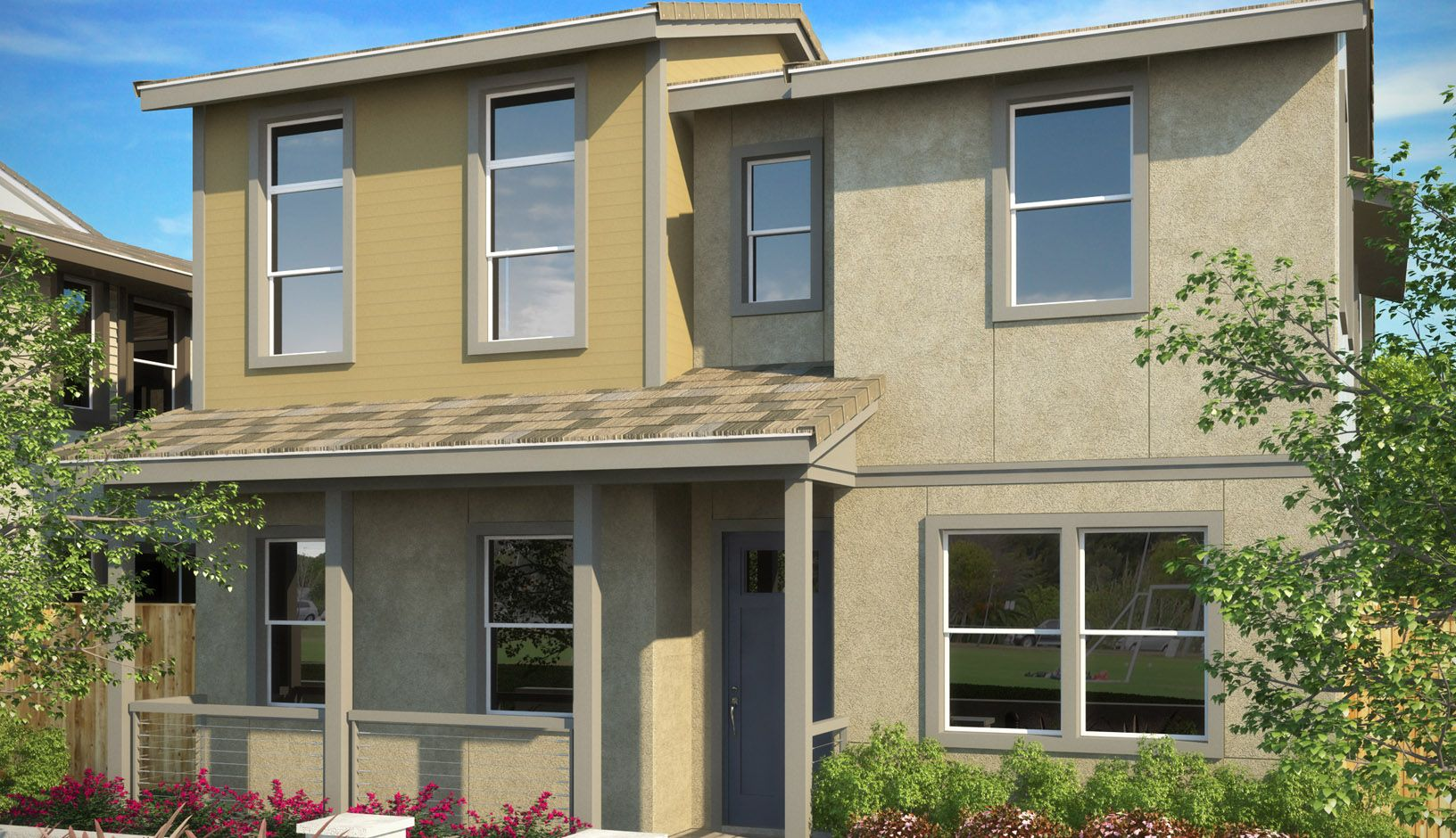 Enkele Familie voor Verkoop een t Cadence At Alameda Landing - Residence 4 421 Singleton Avenue Alameda, California 94501 United States