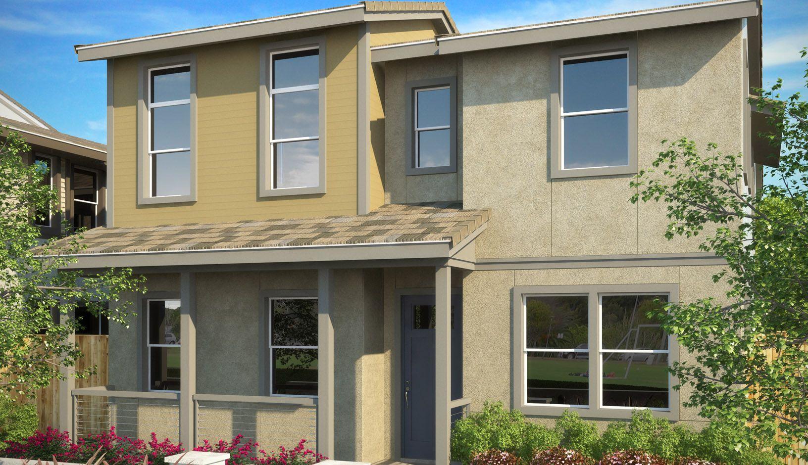 Один семья для того Продажа на Cadence At Alameda Landing - Residence 4 421 Singleton Avenue Alameda, California 94501 United States