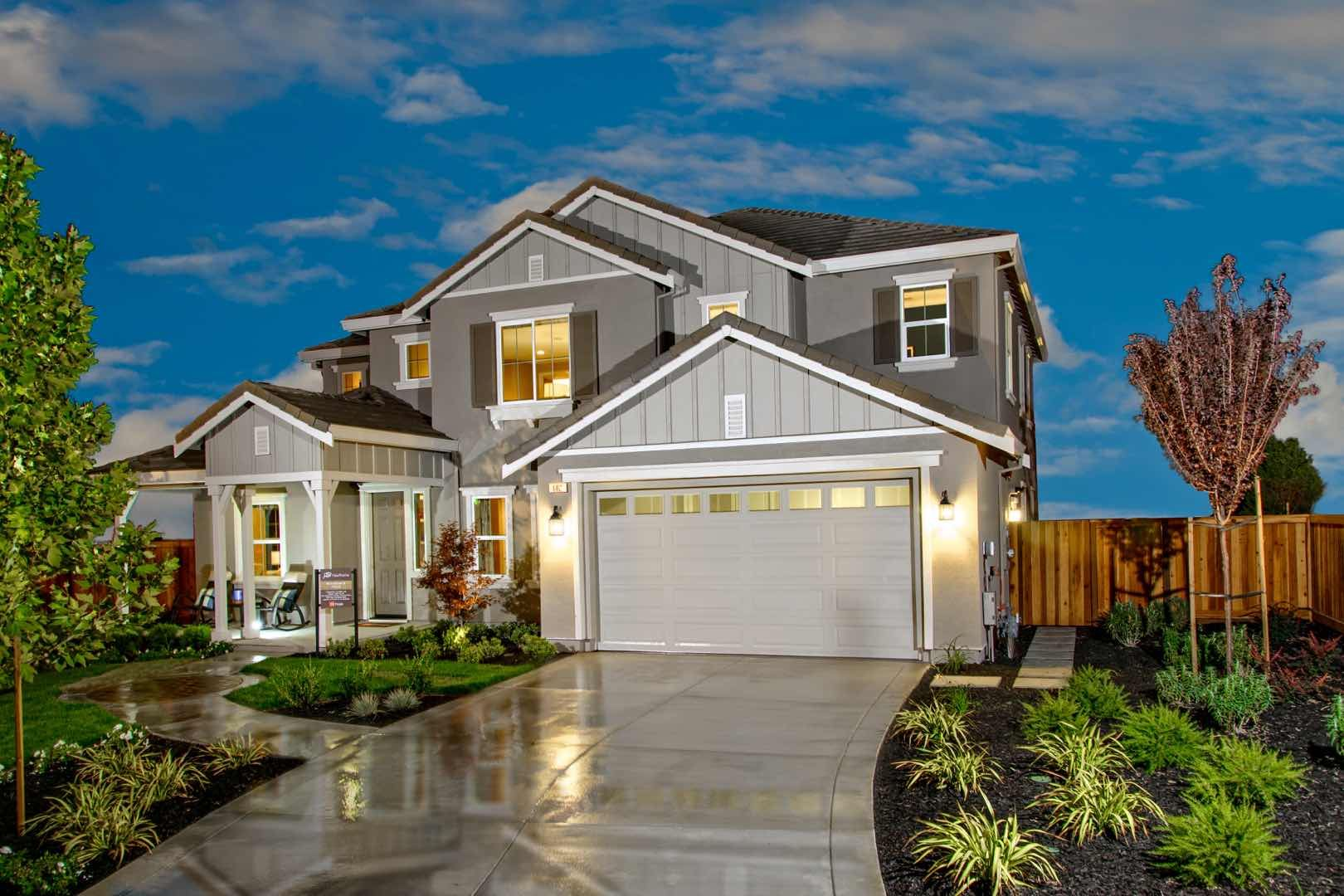 Hawthorne At Barrington New Homes In Brentwood Ca By Tri