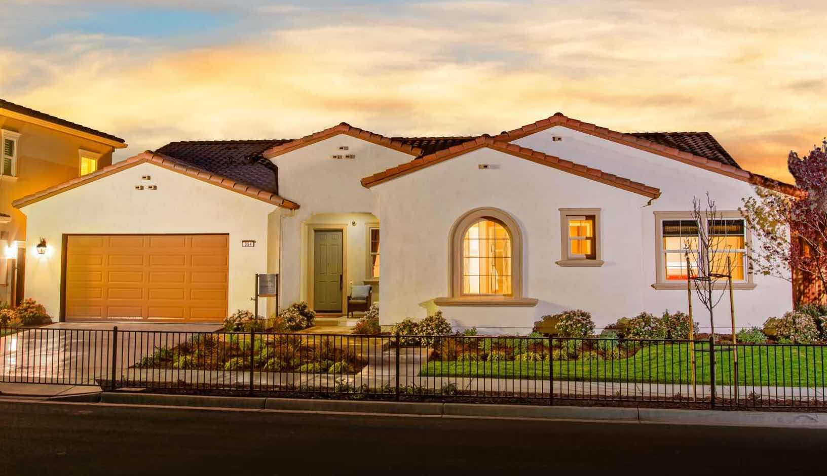 Marquette At Barrington New Homes In Brentwood Ca By Tri