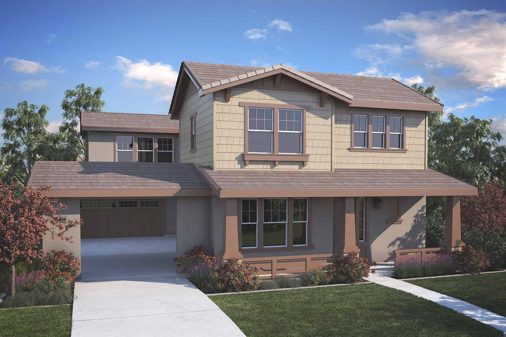 Sundance new homes in mountain house ca by tri pointe homes for Sundance house