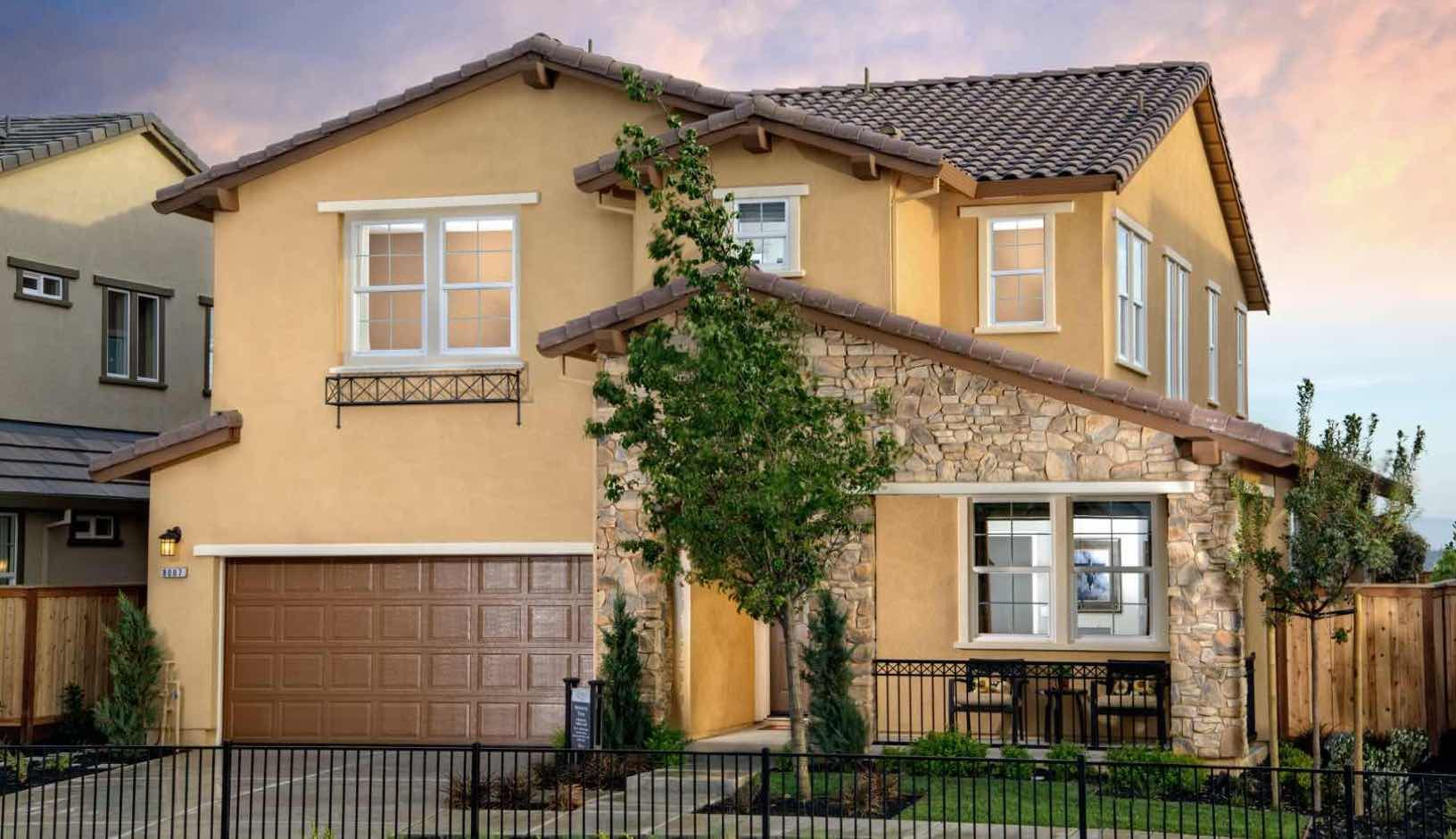 Single Family for Sale at Redstone - Residence 3 8019 Claret Court Vacaville, California 95687 United States