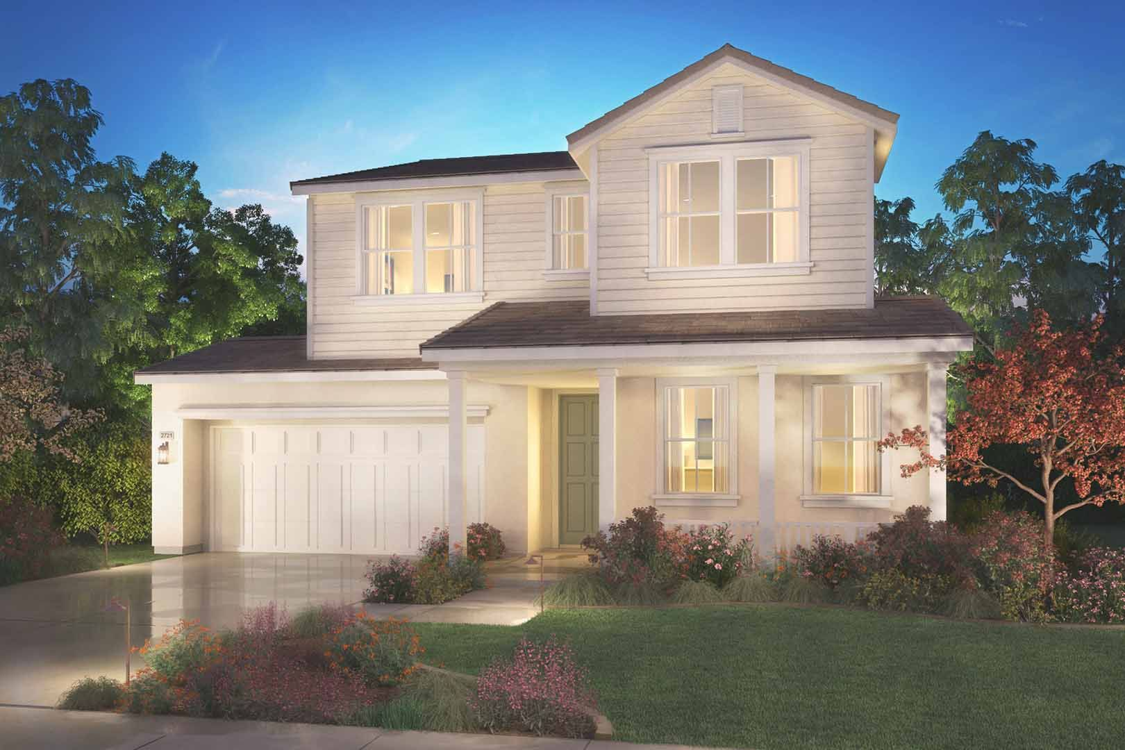 Single Family for Sale at Redstone - Residence 2 8019 Claret Court Vacaville, California 95687 United States