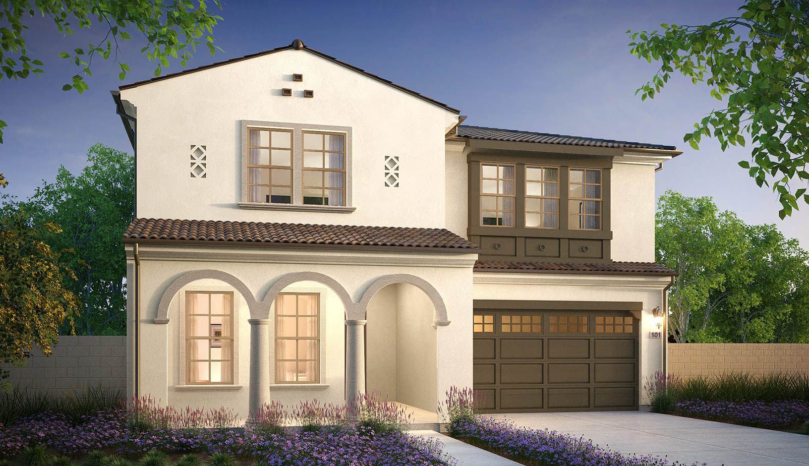 Single Family for Sale at Bradford At Rosedale - Residence 3 742 East Orange Blossom Way Azusa, California 91702 United States