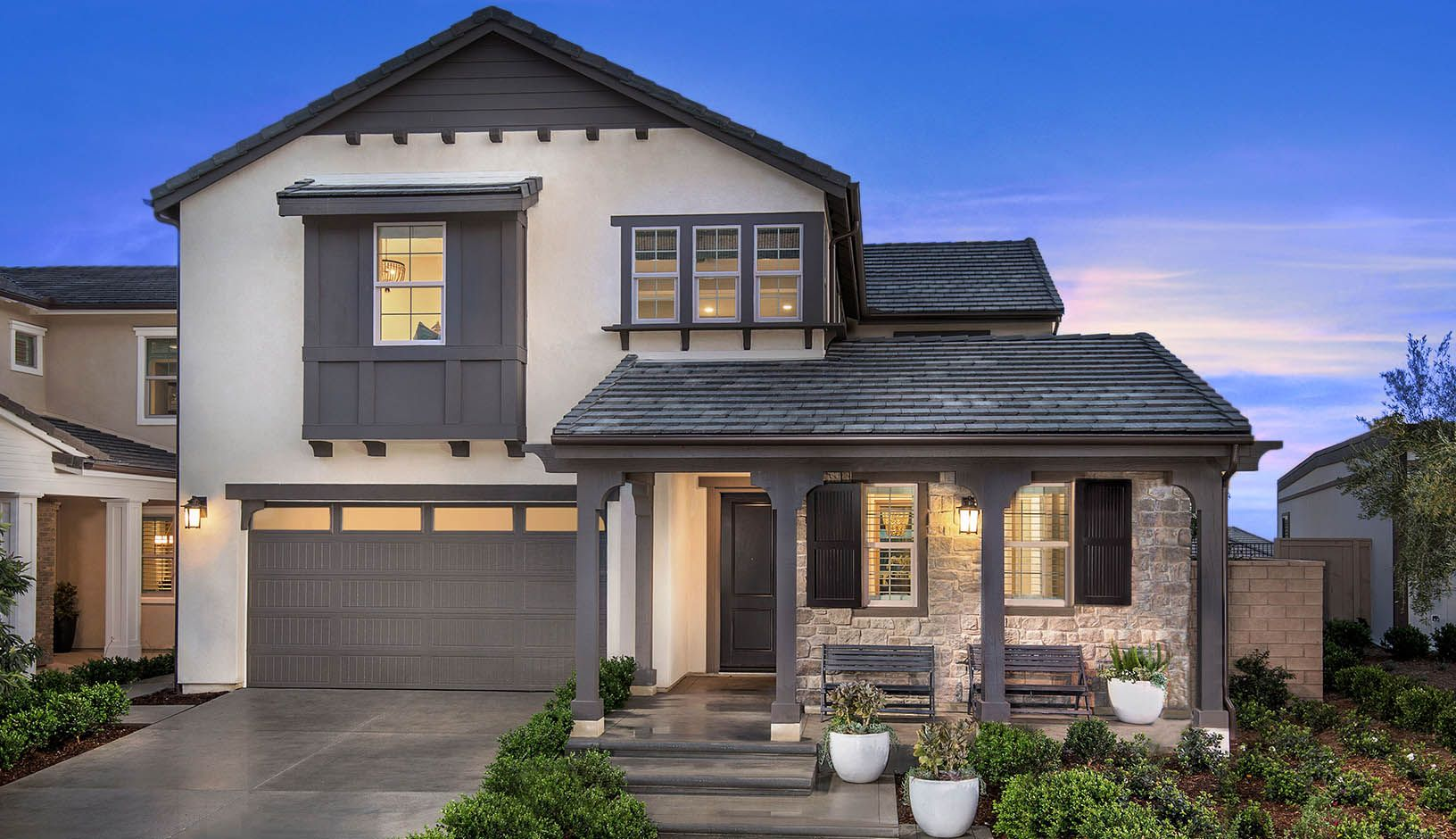 Single Family for Sale at Bradford At Rosedale - Residence 1 742 East Orange Blossom Way Azusa, California 91702 United States