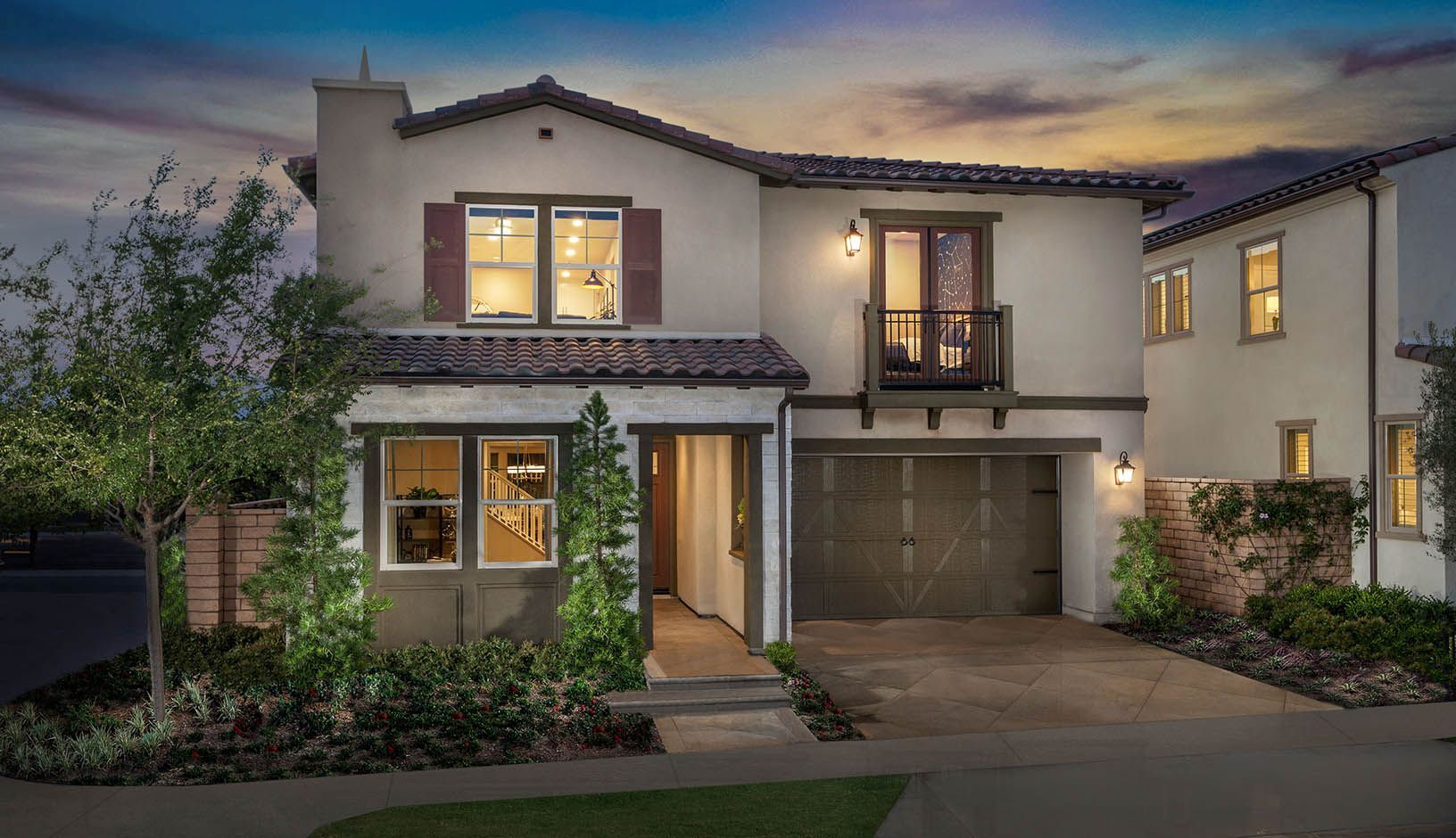 Single Family for Sale at Alston - Residence 3 4541 East Galen Drive Anaheim, California 92807 United States