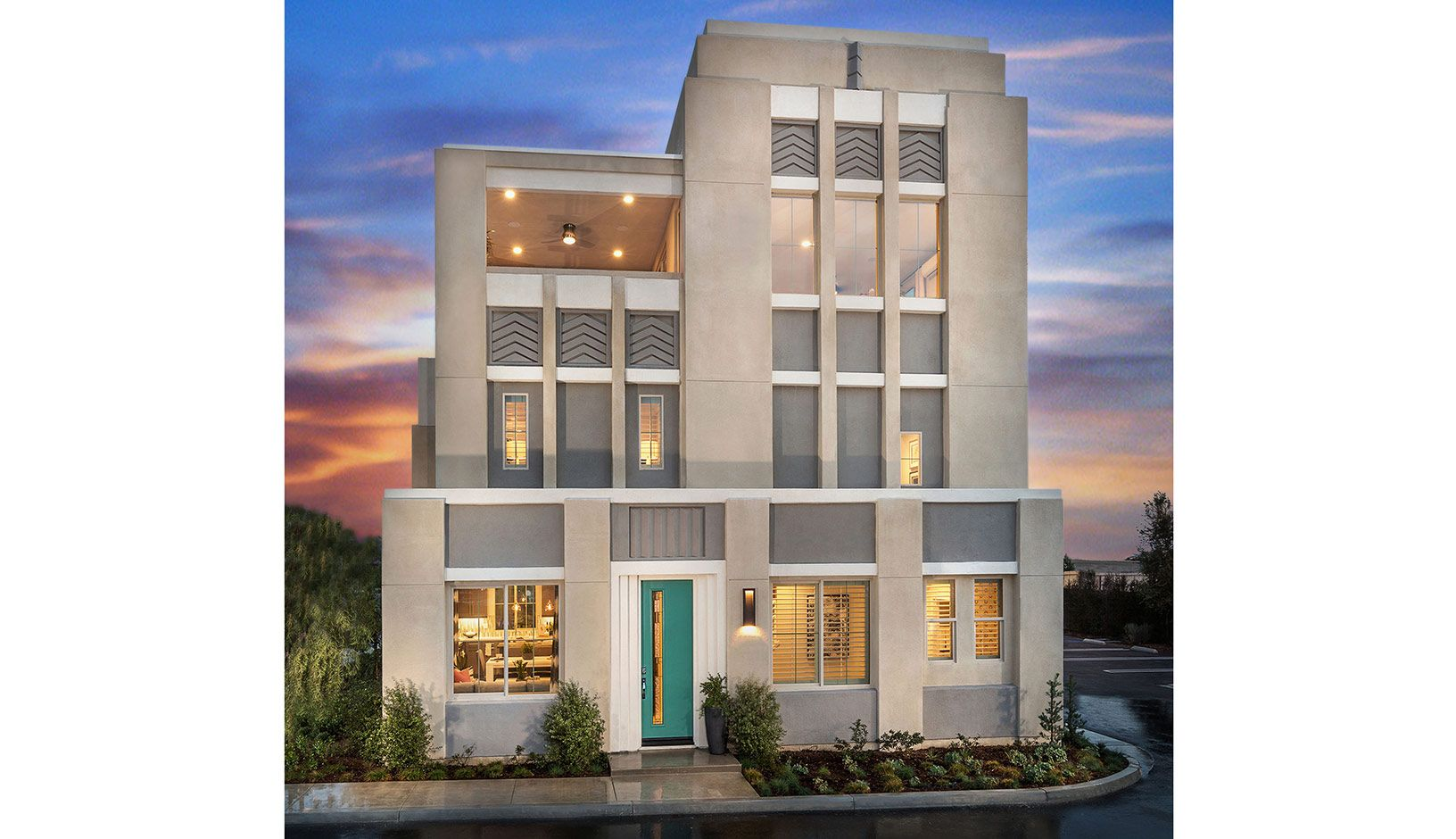 Single Family for Sale at Carlisle At Parasol Park - Residence 3 Alt 241 Carmine Irvine, California 92618 United States