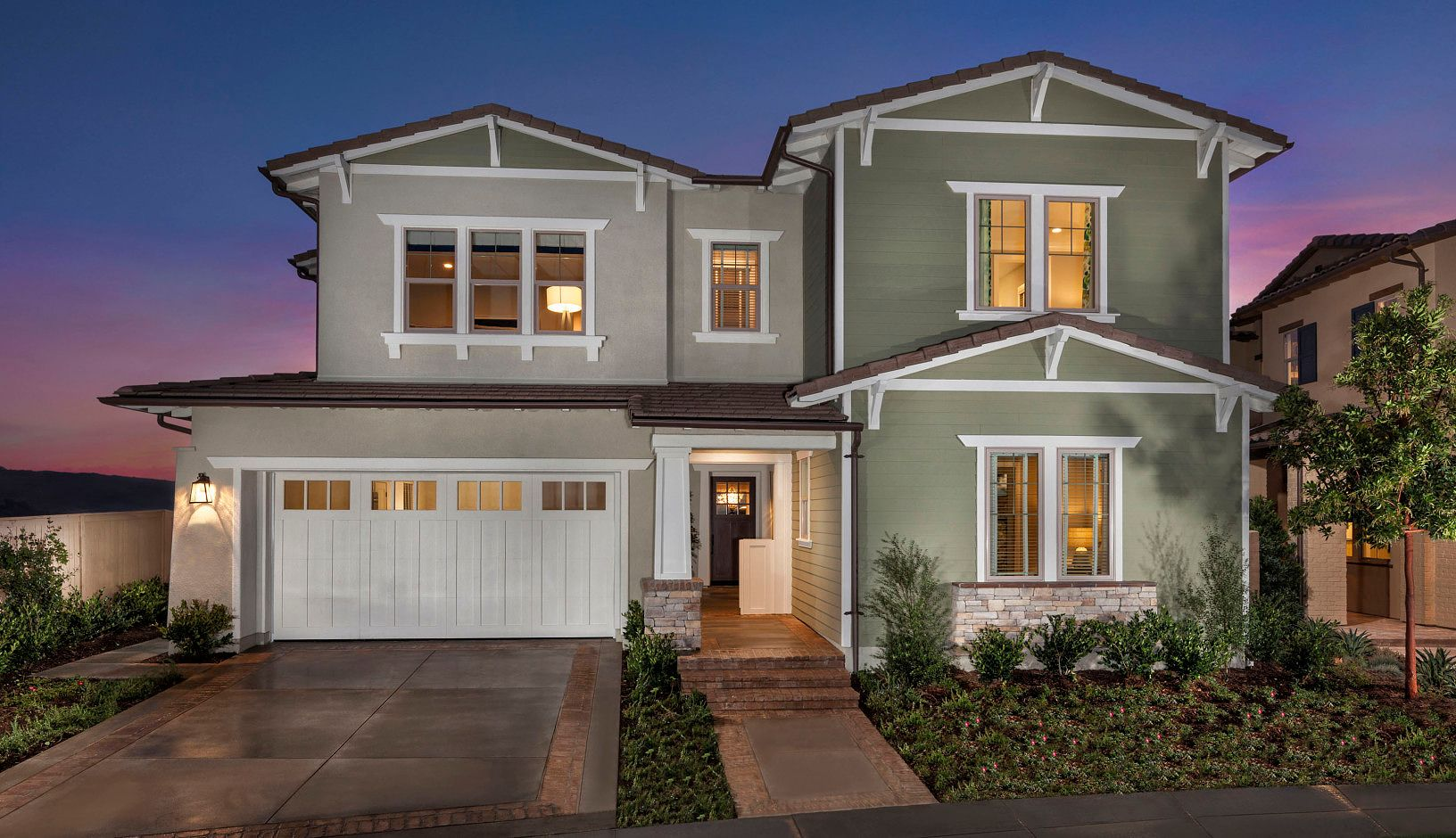 Single Family for Sale at Aubergine At Esencia - Residence 3 8 Cadencia Street Rancho Mission Viejo, California 92694 United States