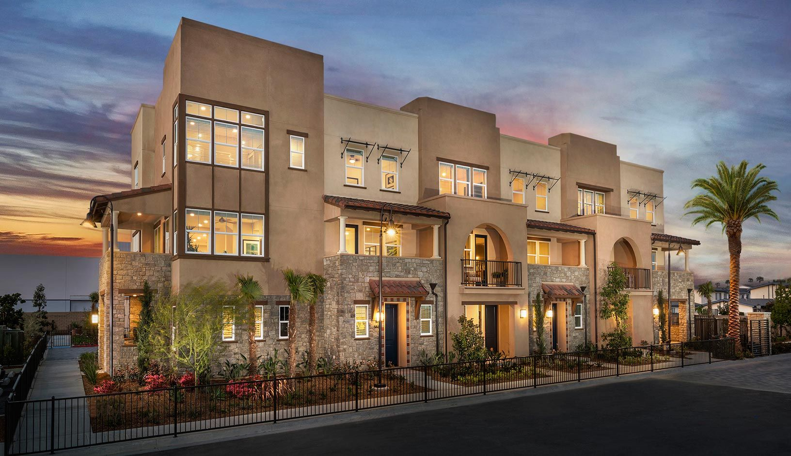 Single Family for Sale at Stratapointe - Residence 2 5856 Spring Street Buena Park, California 90620 United States