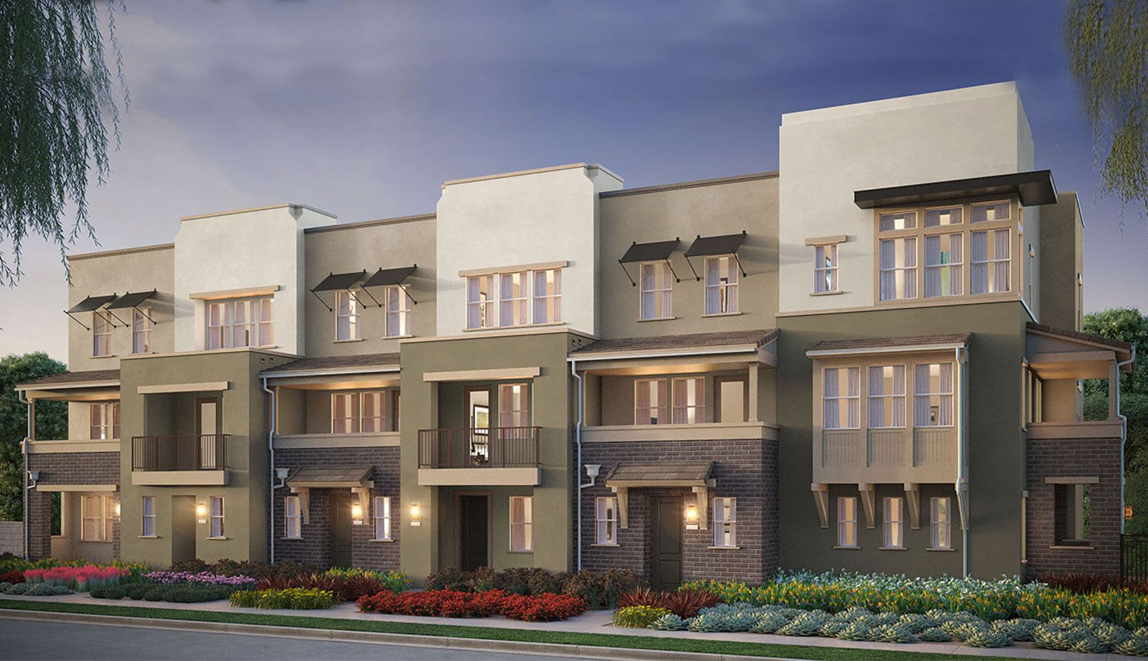 Unifamiliar por un Venta en Residence 1 5881 Rostrata Avenue Buena Park, California 90620 United States