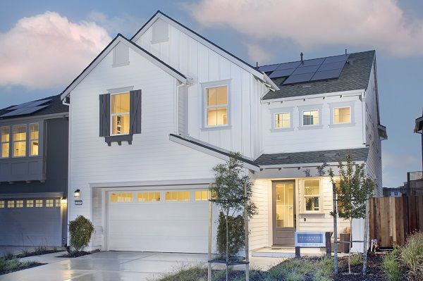 Single Family for Sale at Slate At Jordan Ranch - Residence 2 2070 Confidence Way Dublin, California 94568 United States