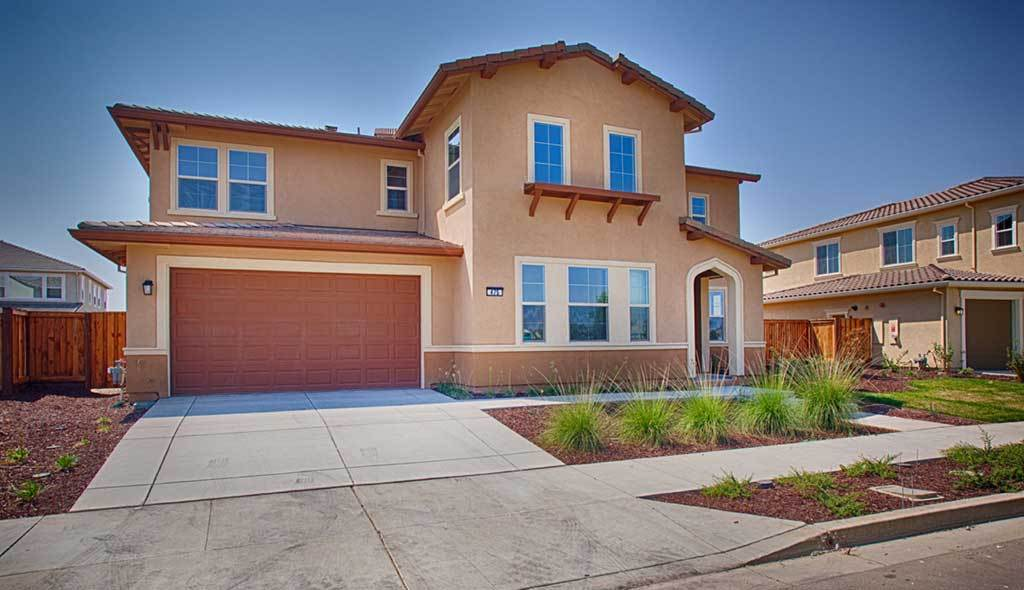 Single Family for Sale at Residence 3 475 Ridgewood Court Brentwood, California 94513 United States