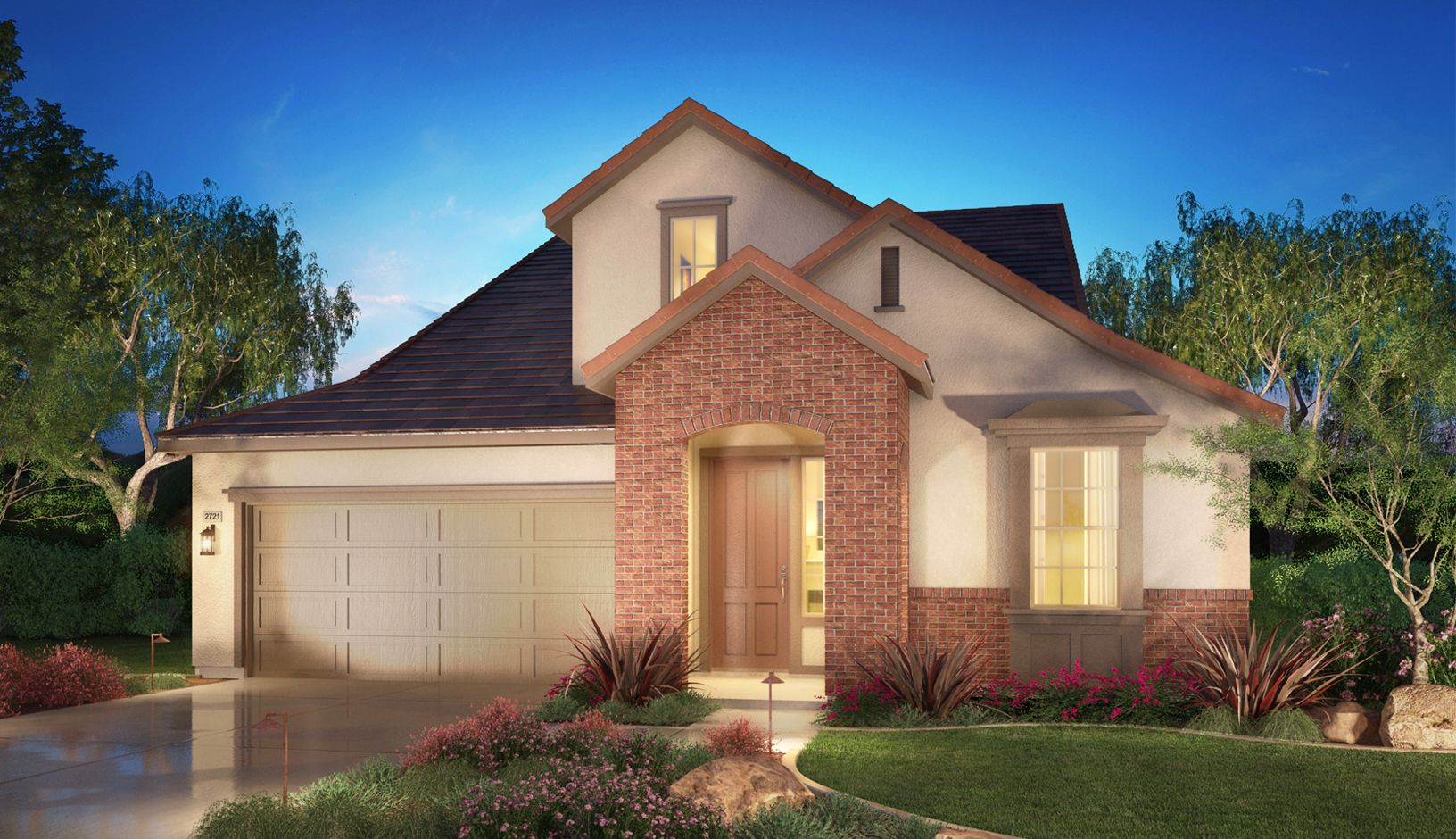 Single Family for Sale at Redstone - Residence 1x 8019 Claret Court Vacaville, California 95687 United States