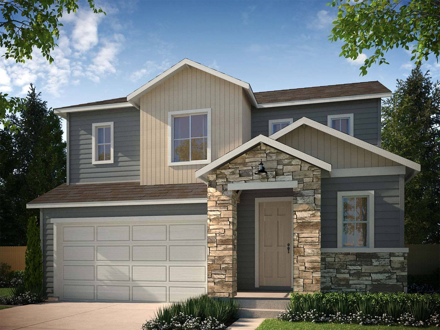 Single Family for Sale at Prelude & Debut Collection At Amber Creek - Residence 3501 13352 Newport Circle Thornton, 80602 United States