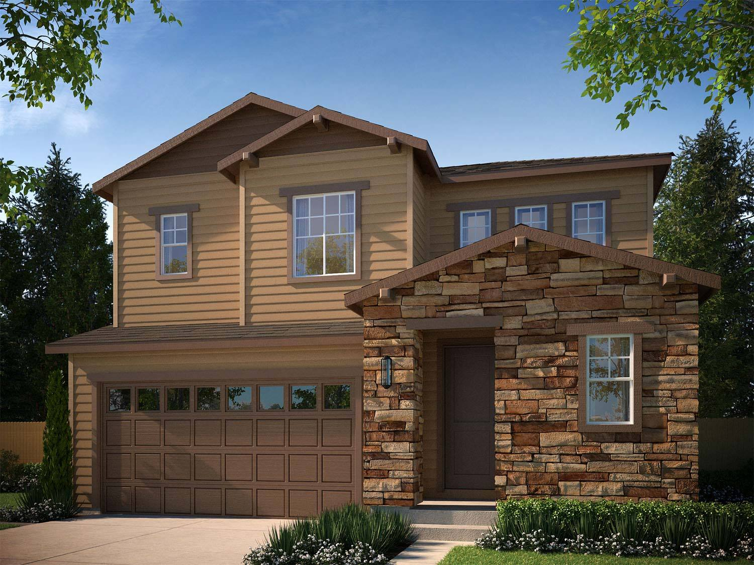 Additional photo for property listing at Prelude & Debut Collection At Amber Creek - Residence 3501 13352 Newport Circle Thornton, Colorado 80602 United States