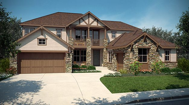 Single Family for Sale at Encore Collection At Whispering Pines - Residence 6003 8292 S. Langdale Way Aurora, Colorado 80016 United States