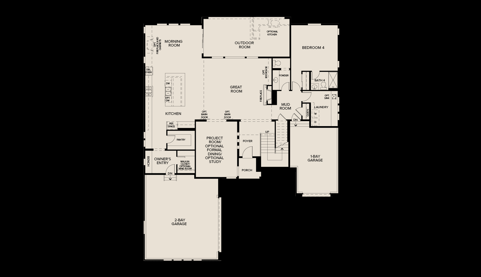 Single Family for Sale at Encore Collection At Whispering Pines - Residence 6002 8292 S. Langdale Way Aurora, Colorado 80016 United States