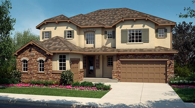 Single Family for Sale at Encore Collection At Whispering Pines - Residence 5006 8292 S. Langdale Way Aurora, Colorado 80016 United States