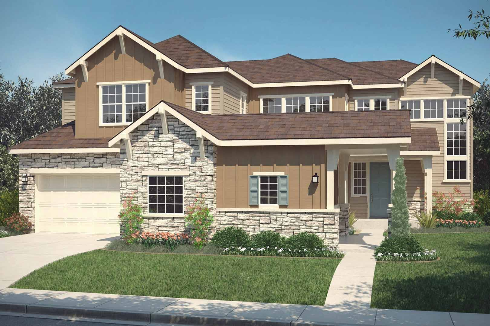 Single Family for Sale at Encore Collection At Candelas - Residence 6004 19495 W 94th Ave Arvada, Colorado 80007 United States