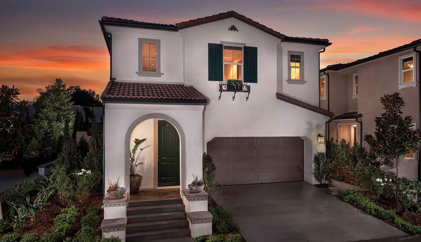 Single Family for Sale at Terrassa Villas - Residence 1 2830 Villa Catalonia Court Corona, California 92881 United States