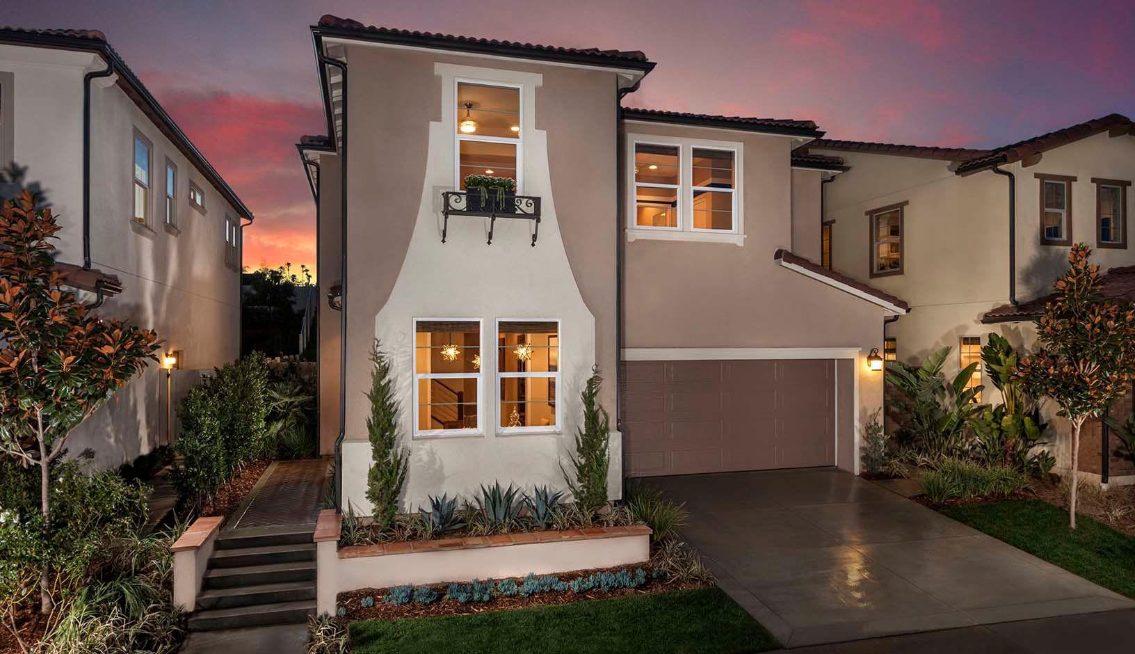 Single Family for Sale at Terrassa Villas - Residence 2 2830 Villa Catalonia Court Corona, California 92881 United States