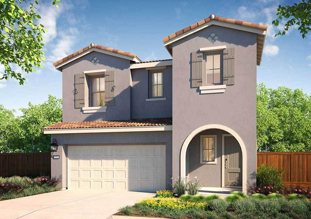 Single Family for Sale at Bloom At Green Valley - Residence 3 5120 Julia Berger Circle Fairfield, California 94534 United States
