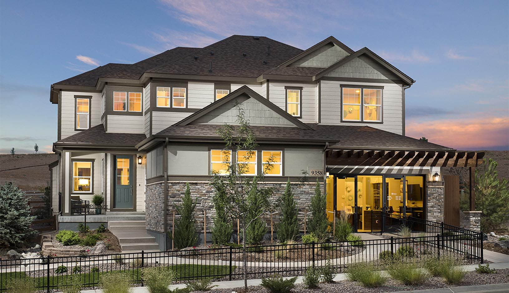 Single Family for Sale at Residence 5005 18463 W 92nd Lane Arvada, Colorado 80007 United States