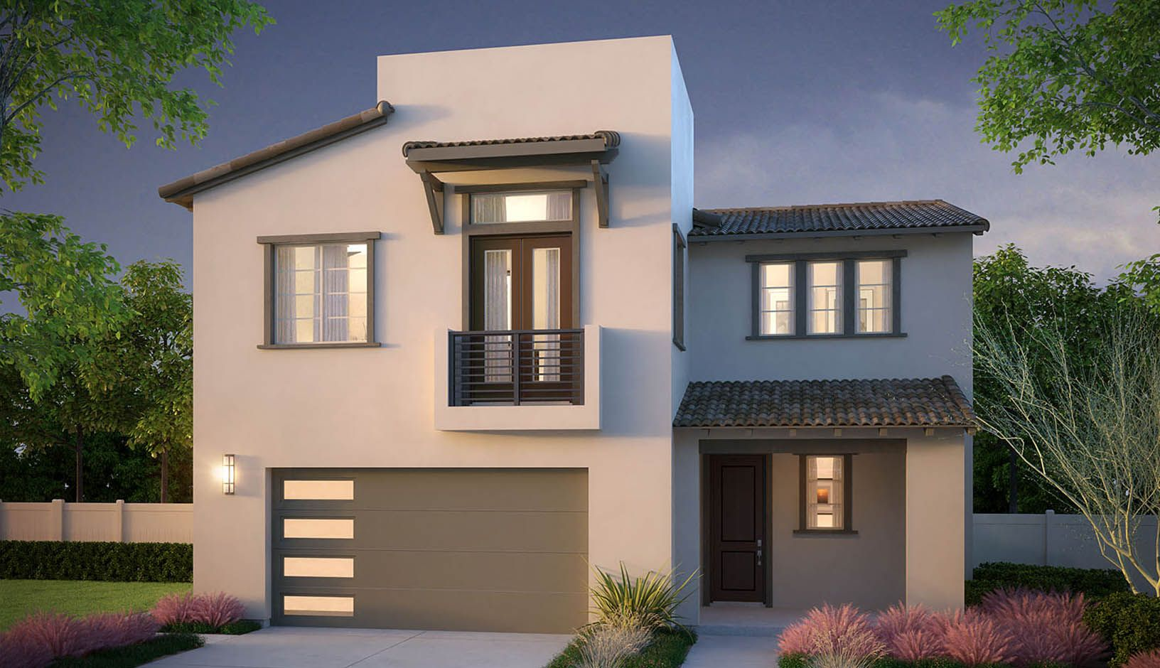 Single Family for Sale at Talus At Weston - Residence 2 8658 Toyopa Court Santee, California 92071 United States