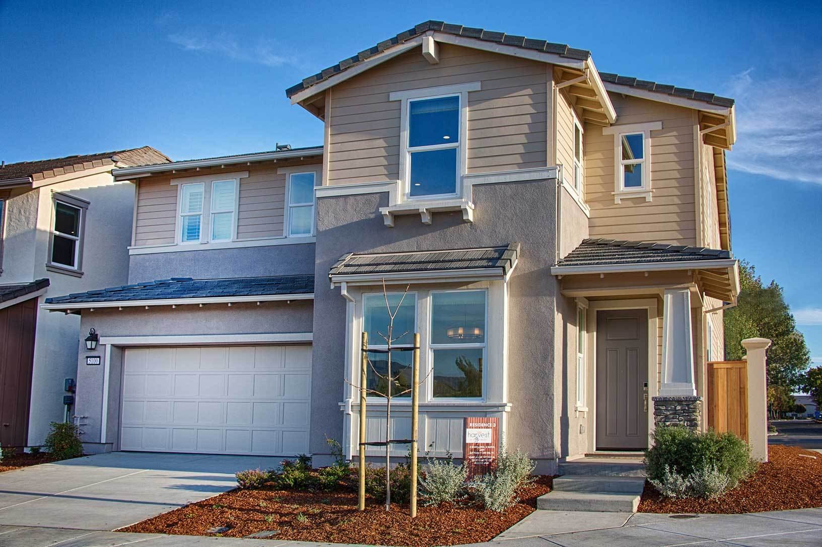 Single Family for Sale at Harvest At Green Valley - Residence 3 5120 Julia Berger Circle Fairfield, California 94534 United States