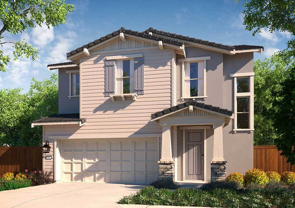 Single Family for Sale at Harvest At Green Valley - Residence 1 5120 Julia Berger Circle Fairfield, California 94534 United States