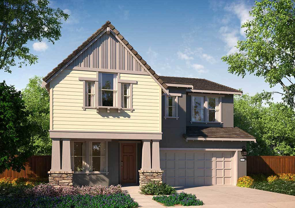Single Family for Sale at Harvest At Green Valley - Residence 2 5120 Julia Berger Circle Fairfield, California 94534 United States