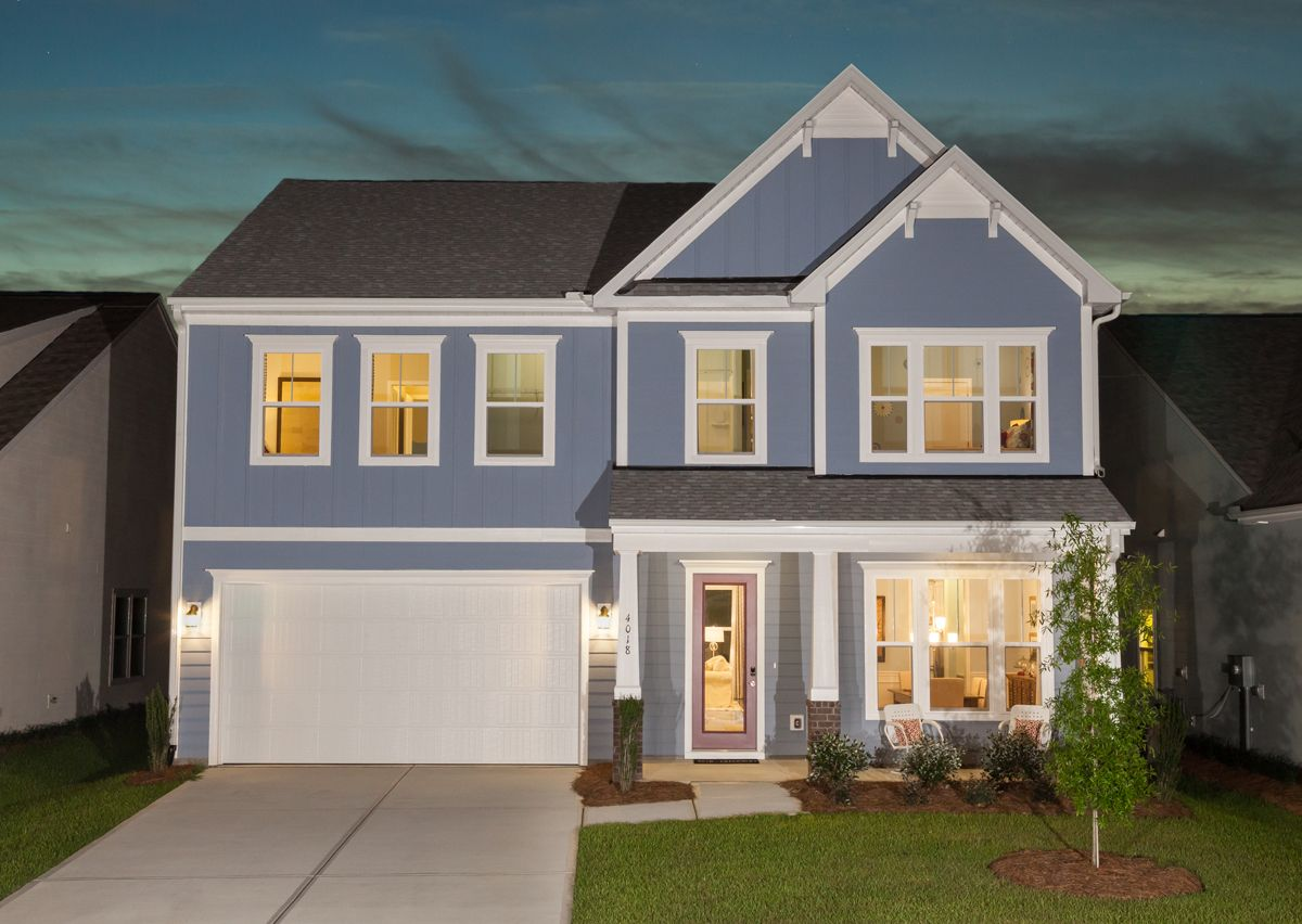 Single Family for Sale at Roddey Park - The Riley 509 Braintree Terrace Rock Hill, South Carolina 29732 United States