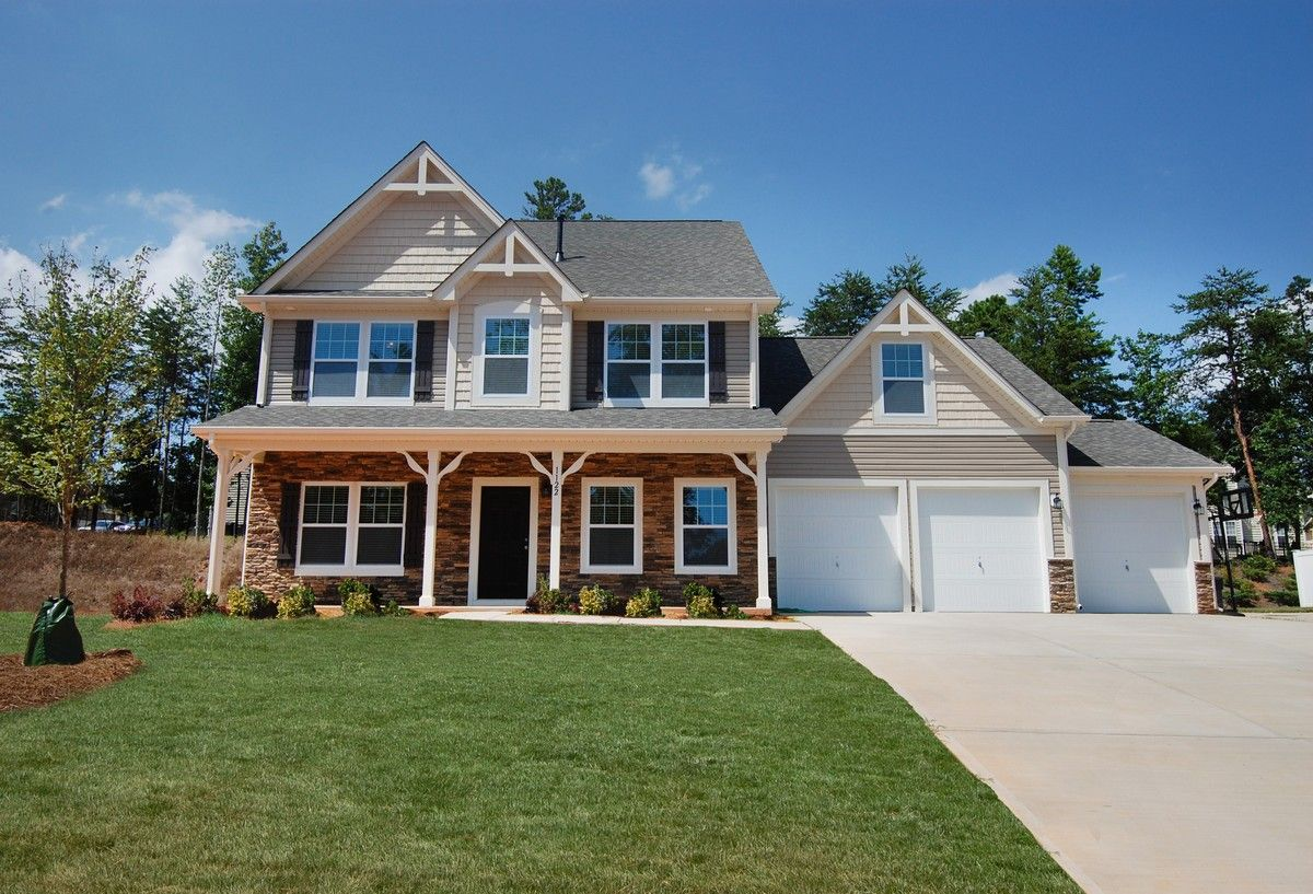 Single Family for Sale at The Kensington 1071 Currituck Way York, South Carolina 29745 United States