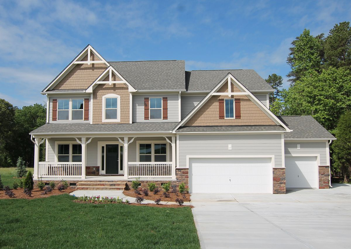 Single Family for Sale at Pinnacle At Handsmill - The Hamilton 306 Redberry Court York, South Carolina 29745 United States