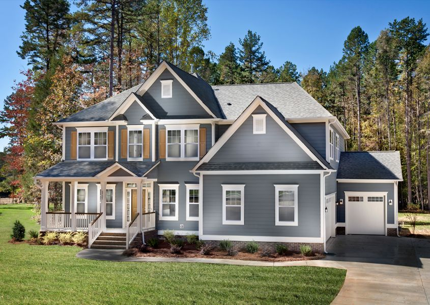 Single Family for Active at The Riley 8227 Aspen Court Mint Hill, North Carolina 28227 United States