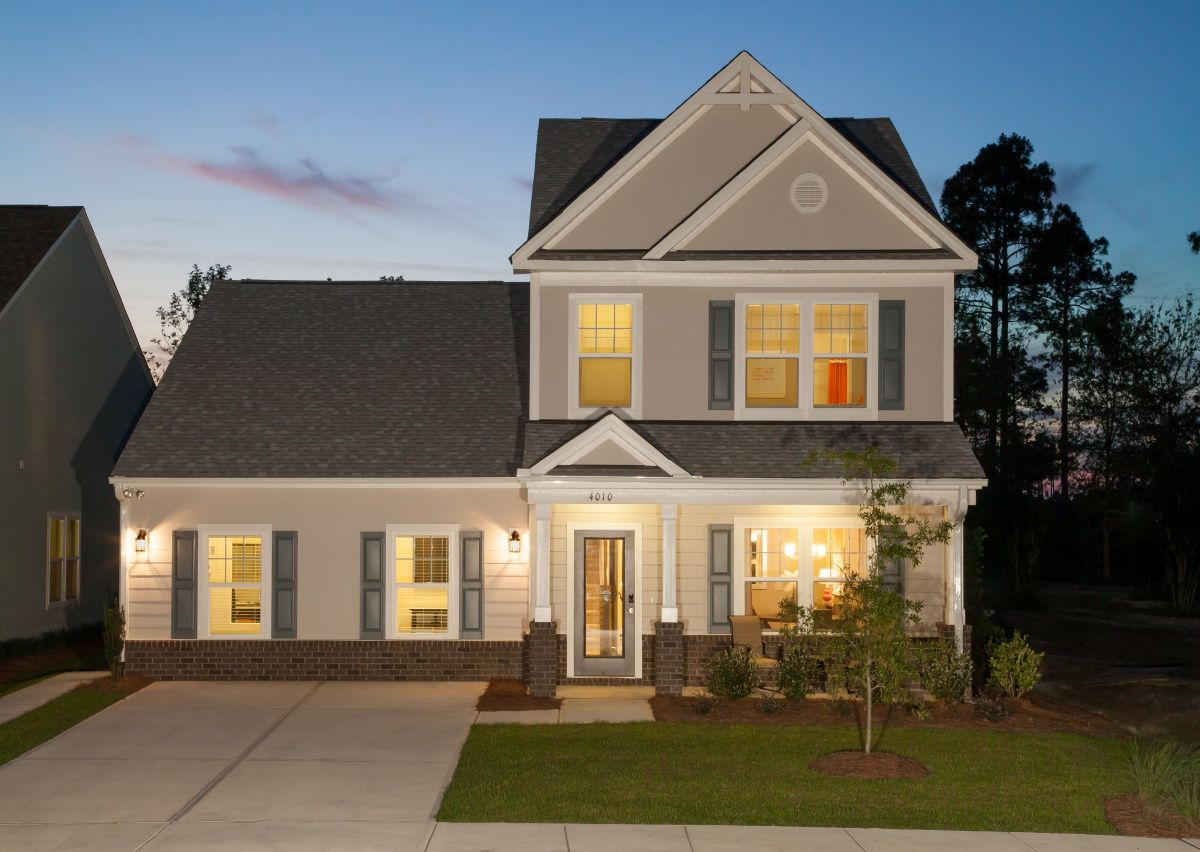 Single Family for Active at Grandview - The Devin 2403 Stonehaven Dr Albemarle, North Carolina 28001 United States