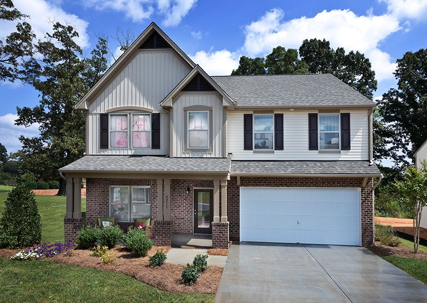 Single Family for Sale at Roddey Park - The Townsend 509 Braintree Terrace Rock Hill, South Carolina 29732 United States