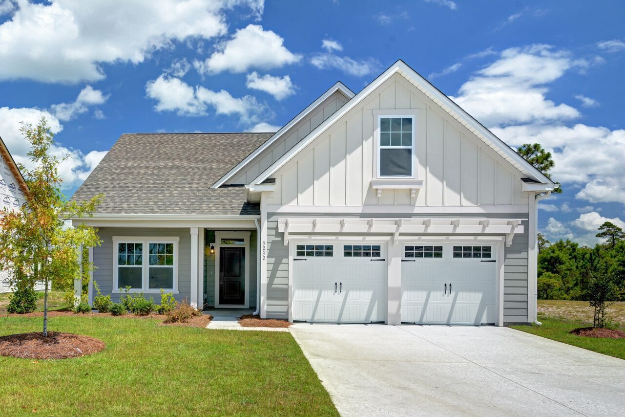 Single Family for Active at The Bayside 3085 Somerdale Court Unit 24 Southport, North Carolina 28461 United States