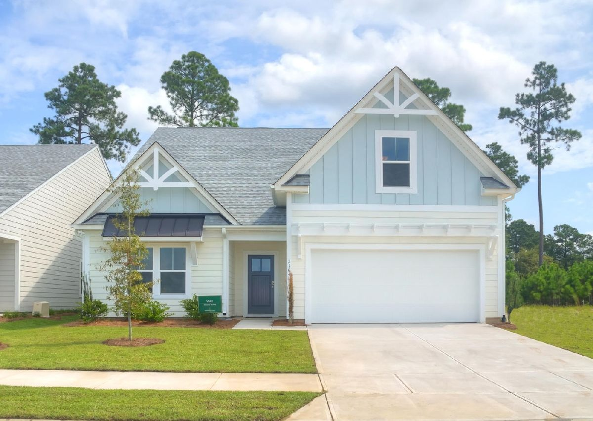 Single Family for Active at The Vale 3764 Glenmere Lane Unit 3 Southport, North Carolina 28461 United States