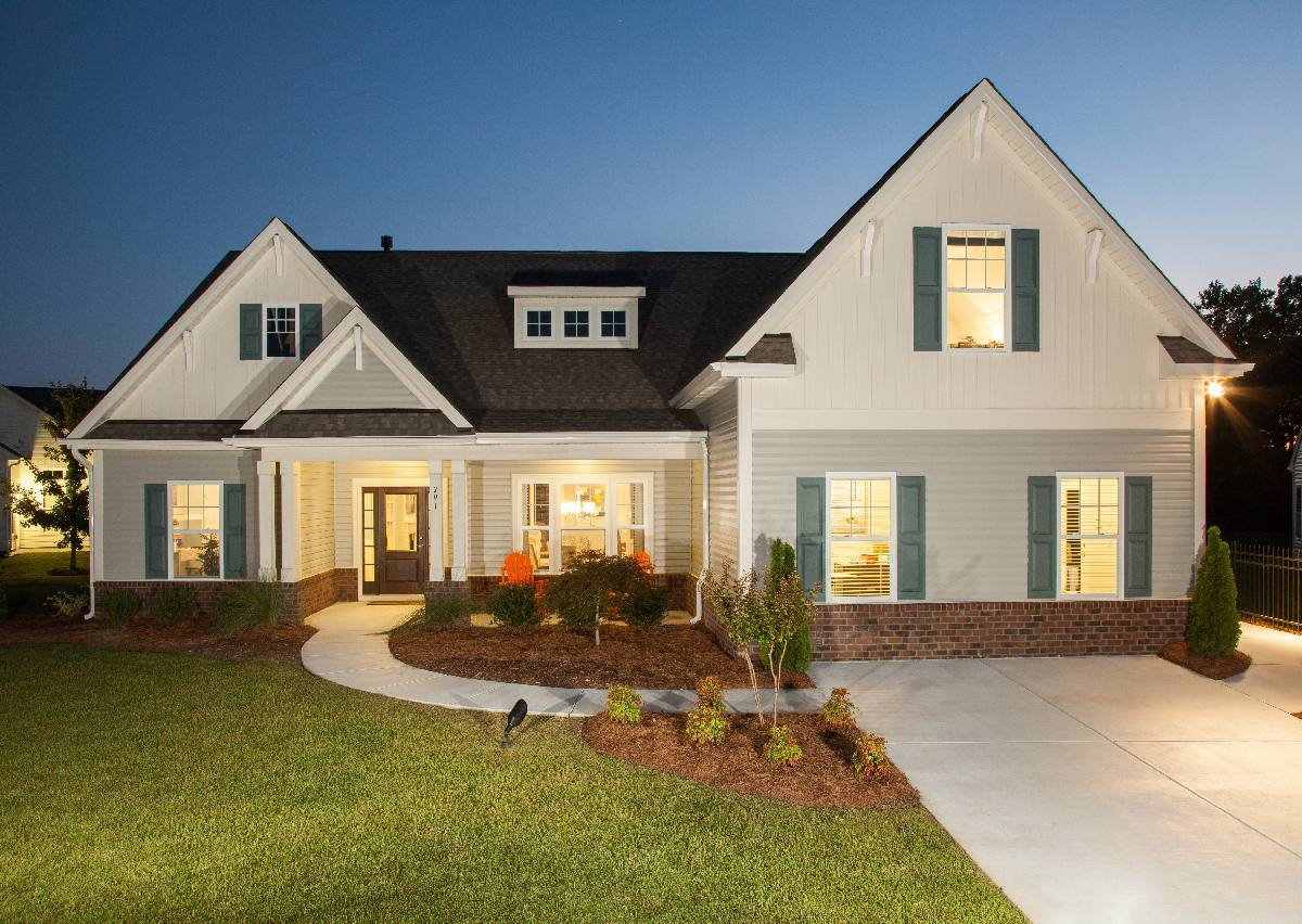 Single Family for Active at The Langley 3639 Bridgewater Drive Unit 6 Southport, North Carolina 28461 United States