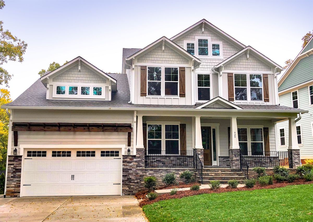 Single Family for Active at True Uptown - Cotswold - The Kendal 922 Goshen Place Charlotte, North Carolina 28211 United States