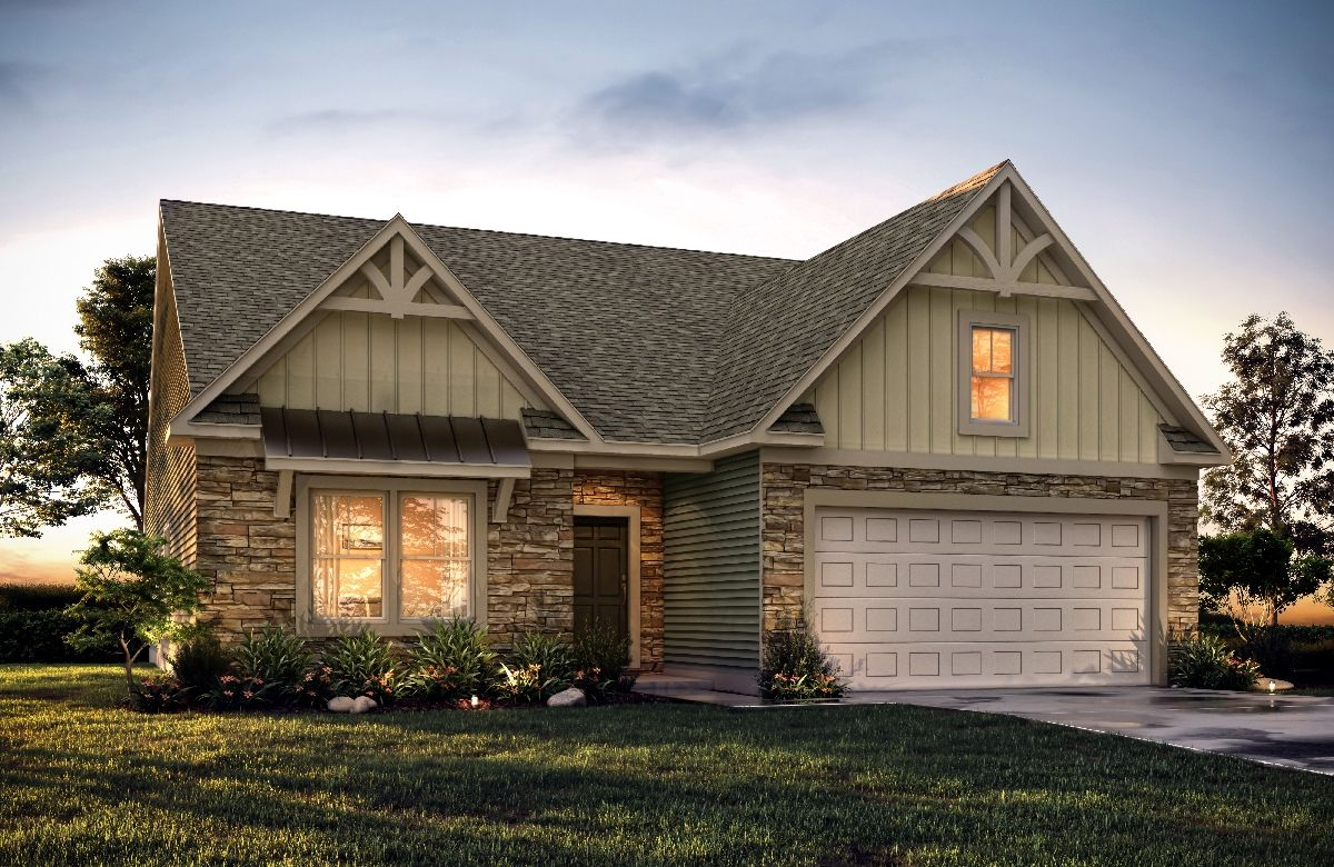 Single Family for Active at True Homes On Your Lot - River's Edge - The Vale 2000 Arnold Palmer Drive Shallotte, North Carolina 28470 United States