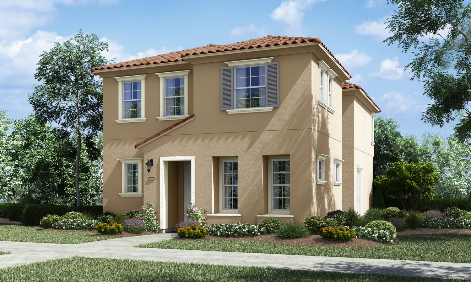 Single Family for Sale at Tribella - Classic Residence 2 1206 N. Harbor Blvd Santa Ana, California 92703 United States