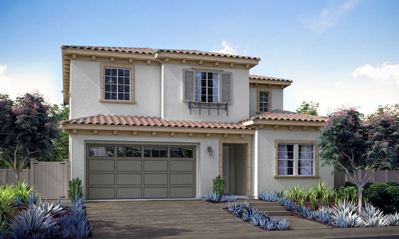 Famille unique pour l Vente à Manors Residence 2 15786 Kingston Road Chino Hills, California 91709 United States