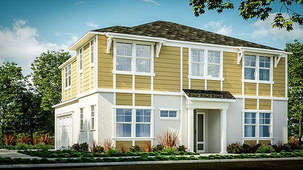 Single Family for Sale at Glass Bay - Saltcreek Plan 2 Willow St & Enterprise Dr. Newark, California 94560 United States