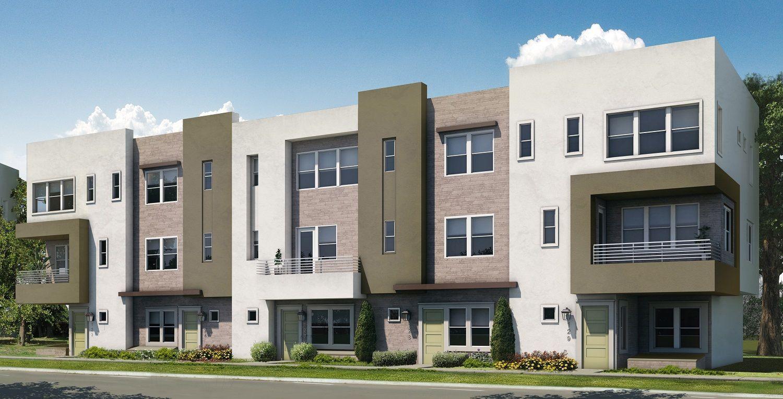 Multi Family for Sale at Lewis + Mason - Lewis Plan 3 1700 S Lewis Street Anaheim, California 92805 United States